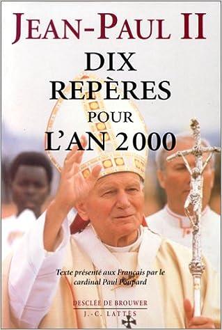 En ligne téléchargement gratuit Dix repères pour l'an 2000 pdf