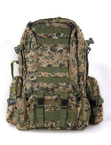 GXS grün camo militärischen taktischen Rucksack Schultertasche Rucksack edc jeden Tag Trage