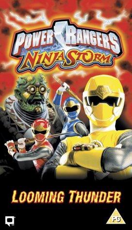 Power Rangers Ninja Storm [Reino Unido] [VHS]: Amazon.es ...