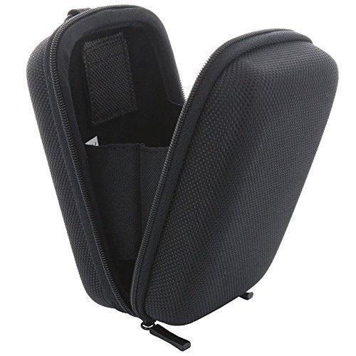 Kameratasche Hardcase für Kompaktkamera - Größe: M - 2.0 - für Canon PowerShot G7 X SX710 - Panasonic Lumix TZ61 TZ71 - Sony DSC HX50 HX60 etc.