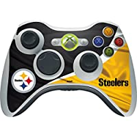 NFL - Pittsburgh Steelers - Pittsburgh Steelers - Skin for 1 Microsoft Xbox 360 Wireless Controller