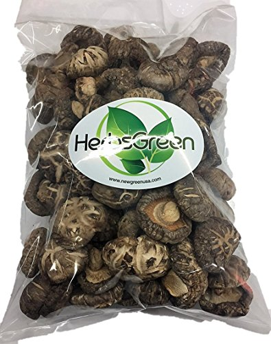 (Premium Grade Dried Shiitake Mushrooms Extra Thick (1 LB.))