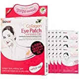 15 Pairs of Phyto Collagen Eye Patch - Skin Care Brightening Anti Wrinkle and Energizing Under Eye Patches Korean Face Masks (1Pack)