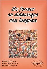 Se former en didactique des langues par Christian Puren