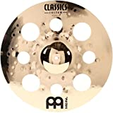 Meinl Cymbals CC16TRC-B Classics Custom 16-Inch Brilliant Trash Crash (VIDEO)