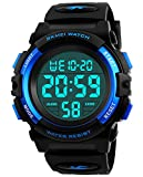 Kids Digital Watch, Boys Sports Waterproof Led Watches With Alarm Wrist Watches For