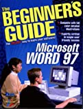 Microsoft Word 97, Access Publishing Staff, 1576710130