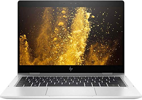 EliteBook x360 830 G6 13.3″ FHD IPS Touchscreen i5 8265U up to 3.9 GHz, 16GB DDR4 RAM, 512GB NVMe SSD, Dual Band Wireless-AC 9560, Windows 10 Pro – Non HP Plain Box Packaging