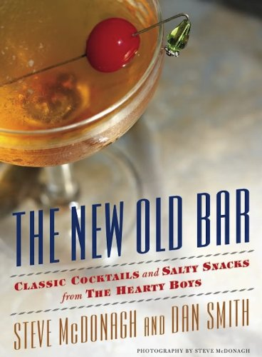 The New Old Bar: Classic Cocktails and Salty Snacks from The Hearty (Midway Cocktail)