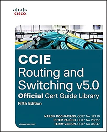 CCIE Routing and Switching v5.0 Official Cert Guide Library 5 ...