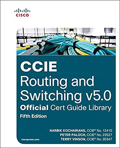 ccie routing and switching v5 0 official cert guide library 5 rh amazon com Cisco Certifications Chart Cisco Certification
