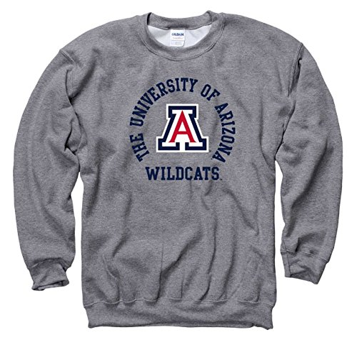 Buy ncaa mens graphic sweatshirt arizona wildcats