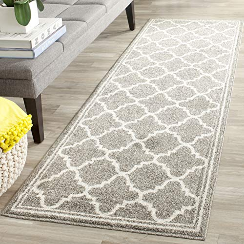 Safavieh Amherst Collection Amt422s Wheat And Beige Indoor