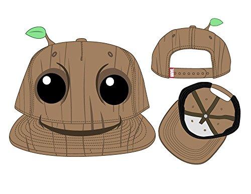 Costume Nebula Marvel (Groot Guardians of the Galaxy Costume Snapback Hat Cap)