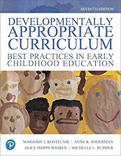 Developmentally Appropriate Curriculum Best Practices In Early