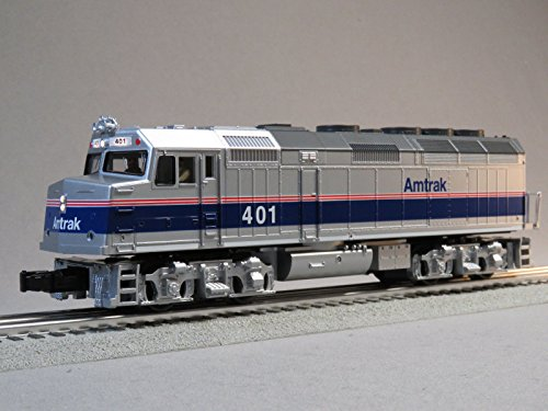 MTH RAIL KING AMTRAK F40PH DIESEL ENGINE #401 w/PROTO, used for sale  Delivered anywhere in USA