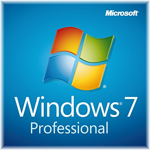 Microsoft Windows 7 Professional SP1 32-bit DVD Software - Windows 7 Software 32 Bit