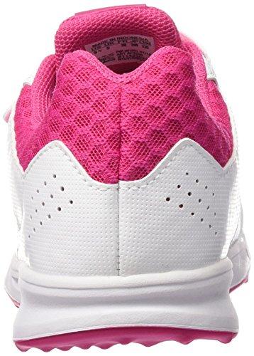 reputable site 7a6f9 2ab52 ... adidas LK Sport 2 CF K, Zapatillas de Running Unisex Bebé Blanco  Rosa  ...