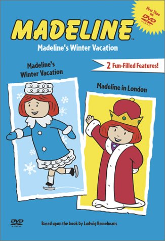 Madeline's Winter Vacation/Madeline in London (London Package Vacation Christmas In)