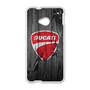 Ducati Logo Ideas Phone Case For HTC One M7 K32913