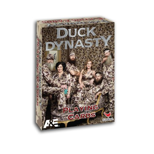 Duck Dynasty Playing Cards - Styles May Vary
