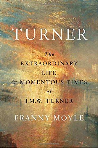Turner Extraordinary Momentous Times J M W product image