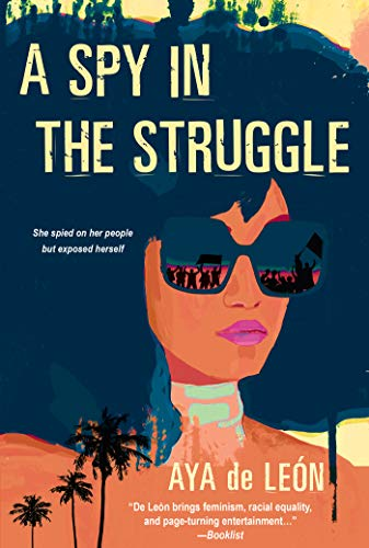Book Cover: A Spy in the Struggle