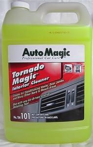 auto magic tornado magic 101 interior cleaner 1 gal automotive. Black Bedroom Furniture Sets. Home Design Ideas