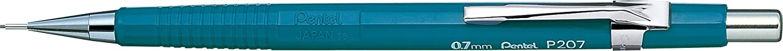 Pentel P209-G - Sharp Matita da disegno meccanica 0,9 mm, Fusto Giallo