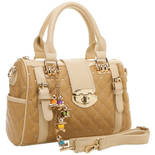 Quilted Bowling Bag - 1