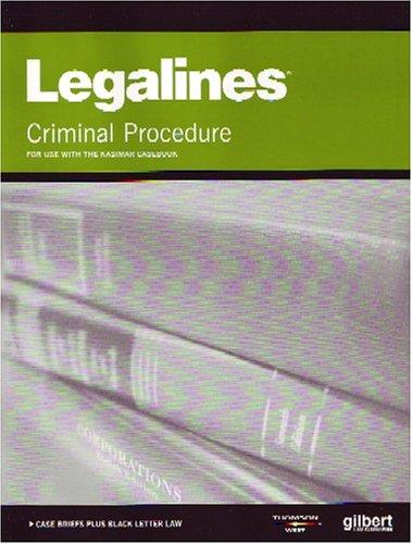 Criminal Procedure Questions & Answers