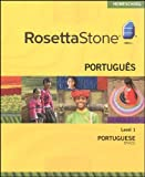 Rosetta Stone Language Learning Success - Portuguese Level 1