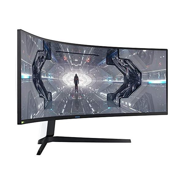 Best Gaming Monitor 240hz 2021 SAMSUNG Odyssey G9 49-inch