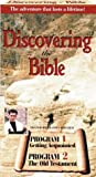 Discovering the Bible (Kit includes 2 VHS tapes, worksheets, guide book, and papyrus sample)
