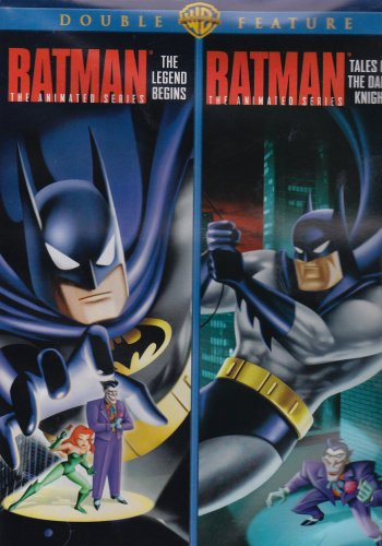 Dark Knight Series (Batman: The Animated Series- The Legend Begins/Tales of the Dark)