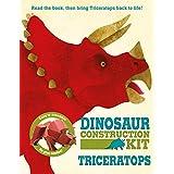 Dinosaur Construction Kit Triceratops