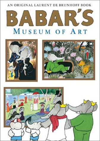 Babar's Museum of Art ebook