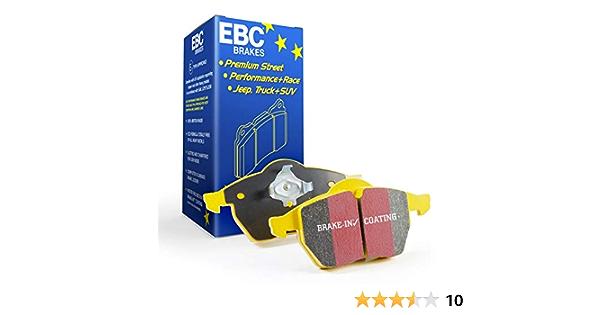 EBC Brakes DP41678R Yellowstuff Street and Track Brake Pad