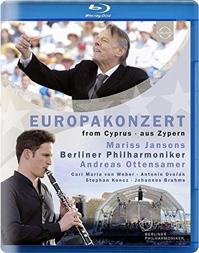 Europakonzert 2017 - Berliner Philharmoniker (Blu-ray)