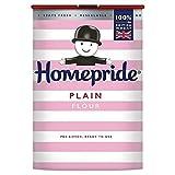 Homepride Plain Flour - 1kg (2.2lbs)
