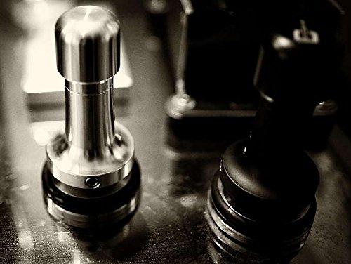 Tamper Handle Technic Silver with integrated precision release mechanism pressure limiter can be calibrated by [JOEFREX] (Image #5)
