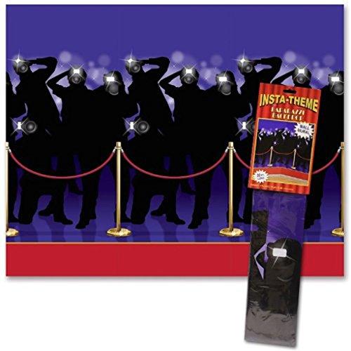 Beistle Paparazzi Backdrop product image