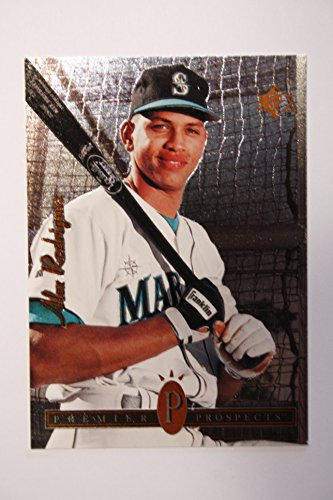 1994 SP #15 Alex Rodriguez Foil RC