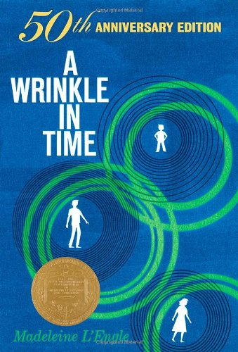 A Wrinkle in Time: 50th Anniversary Commemorative Edition (A Wrinkle in Time Quintet) cover