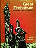 Front cover for the book Great Zimbabwe by Peter S. Garlake