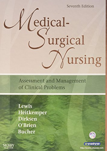 Medical-Surgical Nursing - Single-Volume Text and Study Guide Package: Assessment and Management of Clinical Problems