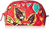 Vera Bradley Small Zip Cosmetic, Rumba