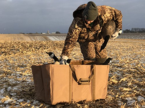 Bulk Decoy Club 6 Slot Full Body Goose Decoy Bag | Quality Bag
