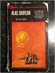 Alas Babylon Essay