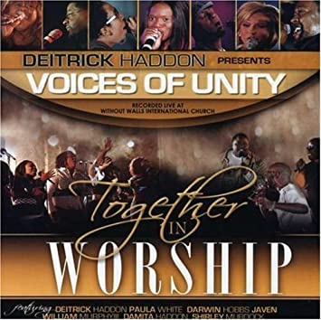 cd deitrick haddon and voices of unity